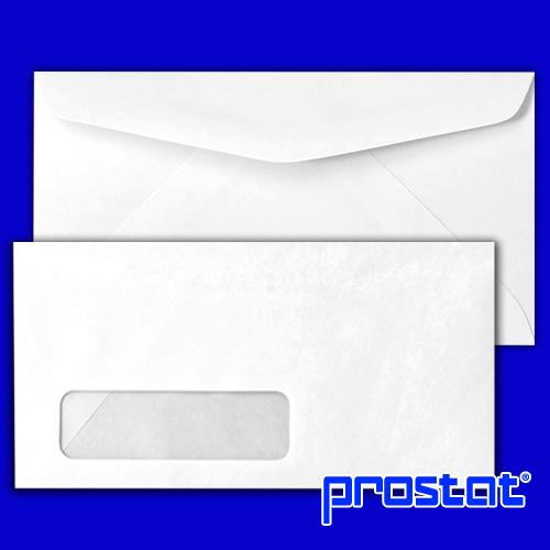 Butterfly White Envelope - 4